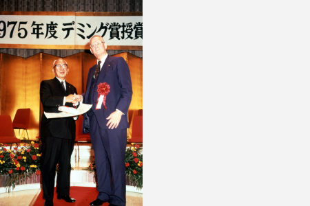 Ricoh President Mikio Tatebayashi 