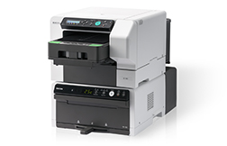 A direct to garment (DTG) printer for anyone, anywhere!