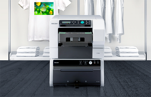 RICOH Ri 100 / Direct to Garment Printer | Global | Ricoh