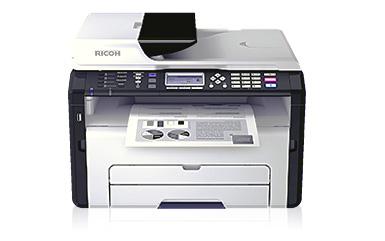 RICOH SP 210 series - Multifunct    | Global | Ricoh