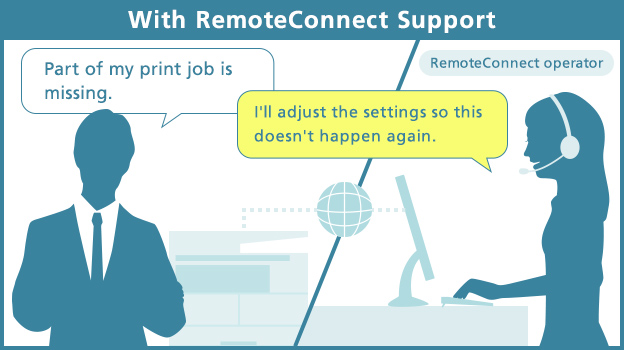 RICOH RemoteConnect Support | Global | Ricoh