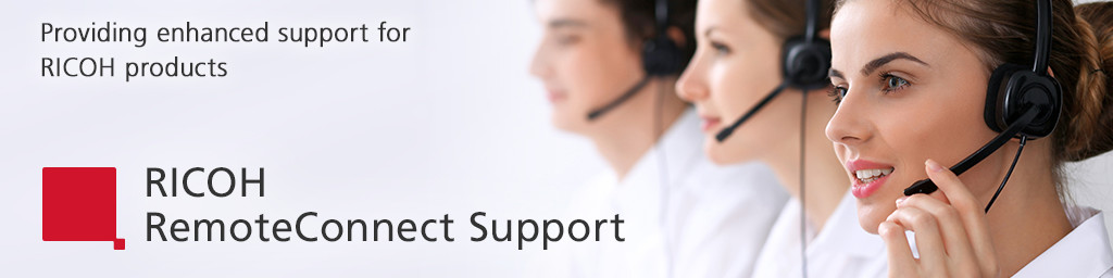 RICOH RemoteConnect Support