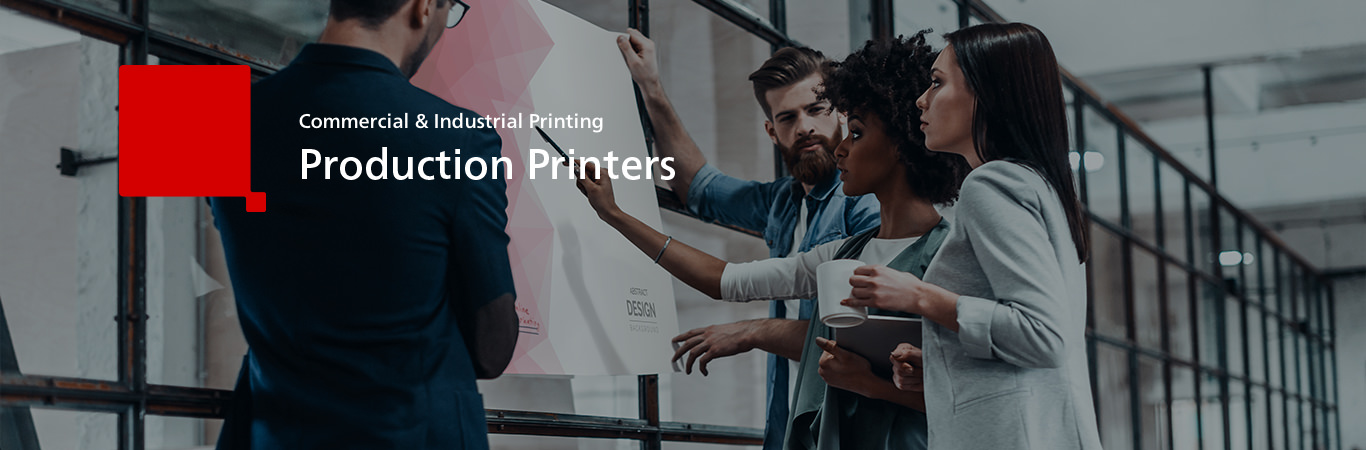 Commercial &: Industrial Printing - Production Printers