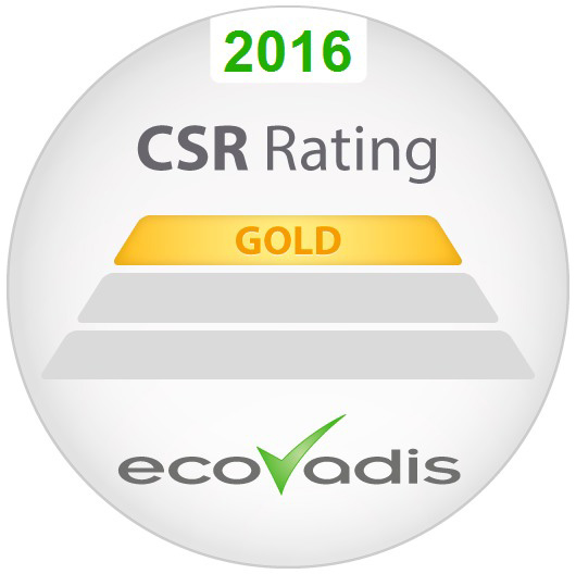 image:the gold rating by EcoVadis