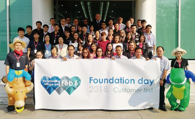 image3:Customer First event as part of Ricoh's foundation day celebrations