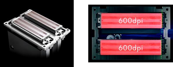 1200 dpi Dual Print Head Technology | Global | Ricoh