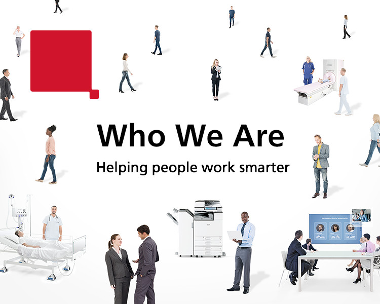 Who We Are Helping people work smarter