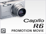 Caplio R6 Promotion Movie