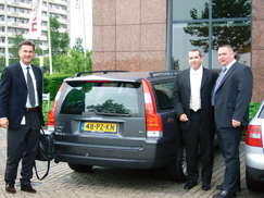 image:Netherlands: Car sharing used to commute to work