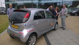 image:Netherlands: Company EV introduced to help reduce CO2 emissions