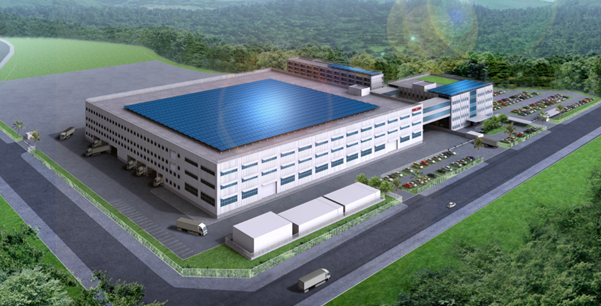 Ricoh establishes a new factory for office printing machines in ...